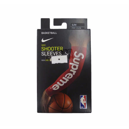Supreme x Nike NBA Shooting Sleeve (Red)