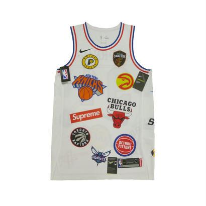 Supreme Nike NBA Teams Authentic Jersey