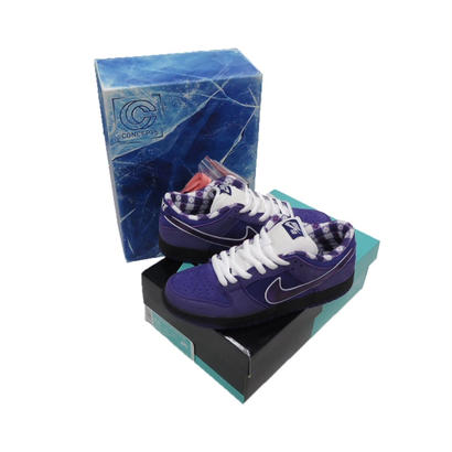 Nike SB Dunk Low Concepts Purple Lobster (Special Packaging)