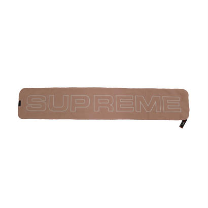 Supreme Polartec® Logo Scarf (Pink)