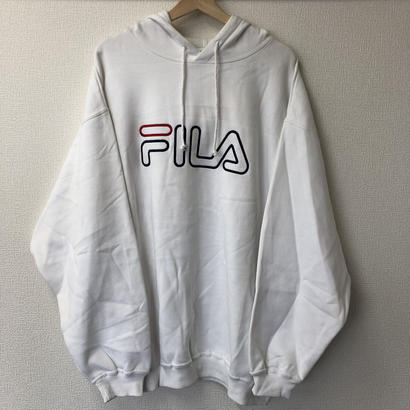 Deadstock FILA Hooded Top