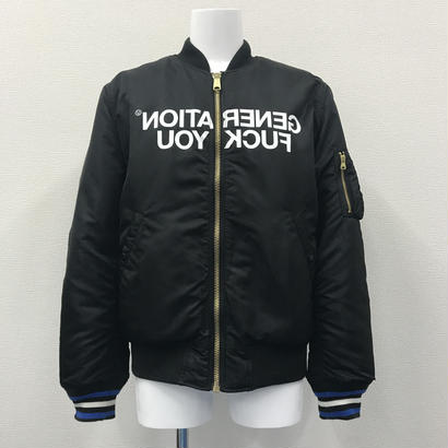 Used Supreme x UNDERCOVER Reversible MA-1