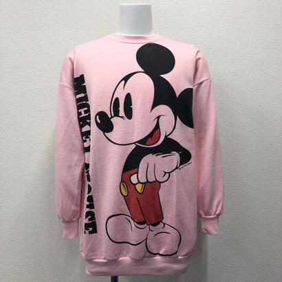 80s Mickey Mouse Hengs Crewneck