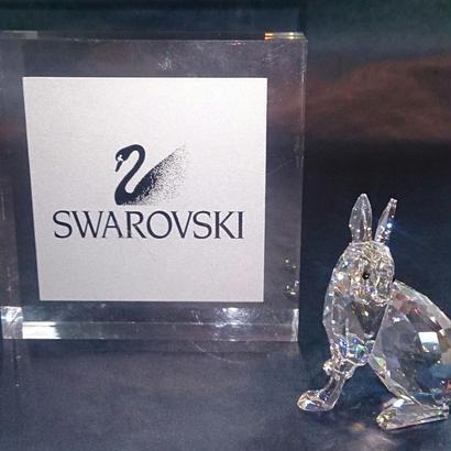 Swarovski  ウサギ