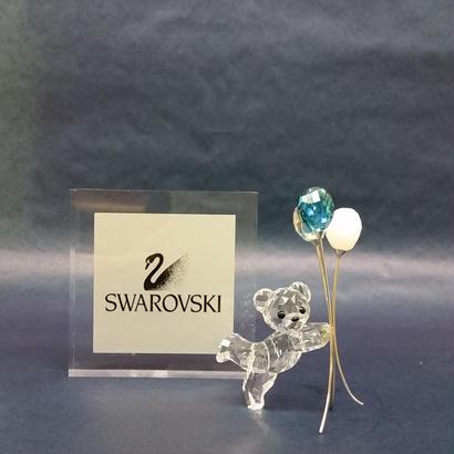 swarovski(スワロフスキー)クリスタル ベアー バルーン