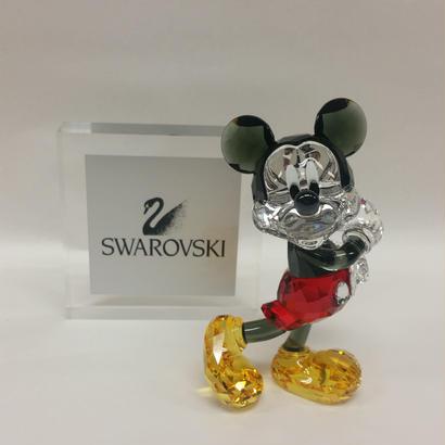 swarovski ミッキーマウス