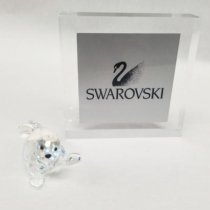 SWAROVSKI  アザラシの赤ちゃん