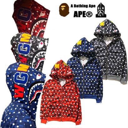 AAPE ジャケット パーカー メンズおすすめ絶品 ap-124