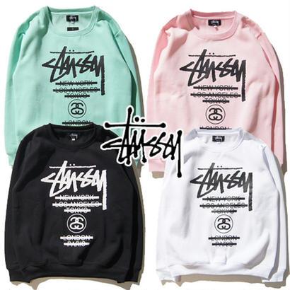 セール ステューシー STUSSY イラスト Tシャツ 長袖SS-237