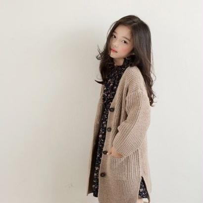 long cardigan*beige