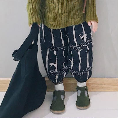 forest pants*あったか仕様