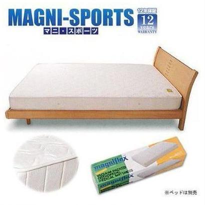 マニフレックス マニ・スポーツ クイーンサイズル MAGNI-SPORTS