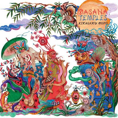 "【LP】""MASANA TEMPLES""  by KIKAGAKU MOYO"