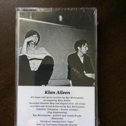 """""""Klan Aileen"""" 2ndアルバム・カセット"""