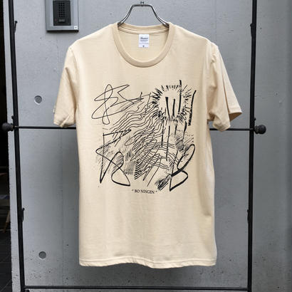【BO NINGEN】 Tシャツ