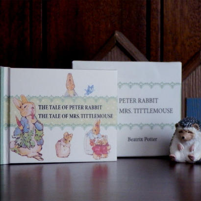 PETER RABBIT~あなうさピーター/おねずみおばさん