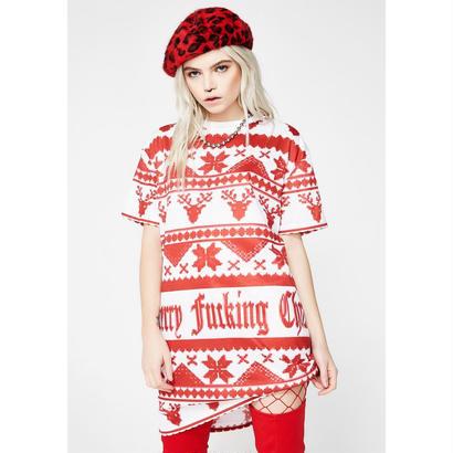 merry fucking chiristmas Tシャツ