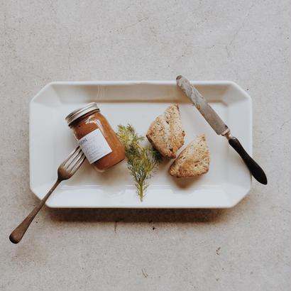 morning set ( Carrot jam+Scone )