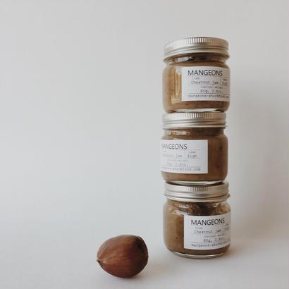 Chestnut jam 'Sigh'