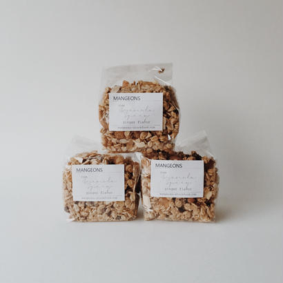 Granola ' Spicy '