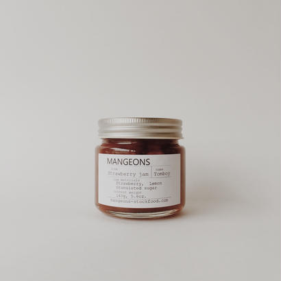 Strawberry jam 'Tomboy'