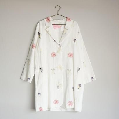 【STASTNY SU】botanical specimen スプリングコート