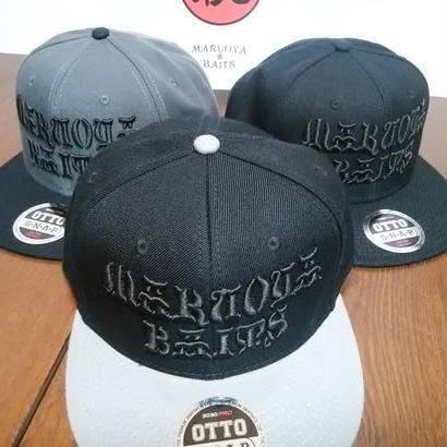 MARUOYA BAITS  FLAT VISOR CAP