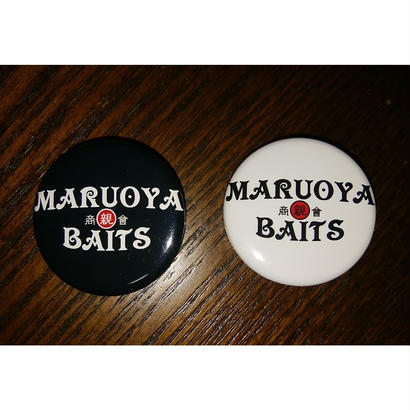 缶バッジ/MARUOYA BAITS