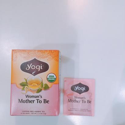 yogi tea ウーマンズマザートゥビー