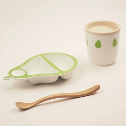 BIOプラスチック食器/PERA(ペーラ)ファーストセット