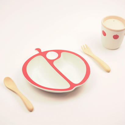 BIOプラスチック食器/MELA(メーラ)ベビーセット