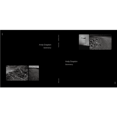 CD+DVD | Geomancy :: Andy Graydon - MATTER003