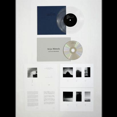 Vinyl + CD | Stijn Hüwels :: E.P. + SIX PIECES FOR GUITAR- MATTER012-R