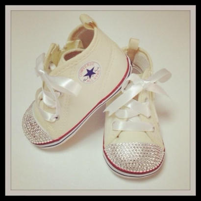 converse baby all star second