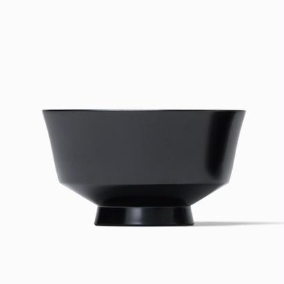 めぐる・水平 (花塗り:黒)<単品・大>