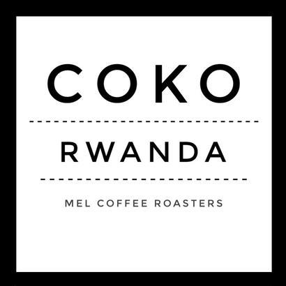 Rwanda Coko 浅煎り