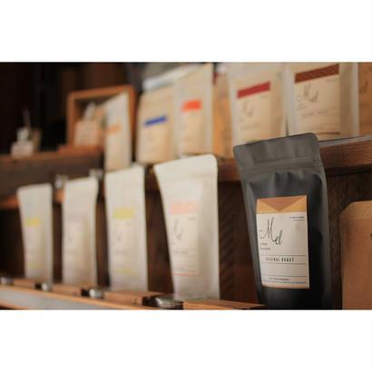 ◼︎ コーヒー豆 1ヶ月分 (合計1kg)  配送いたします。
