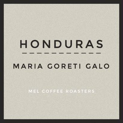 Honduras Maria Goreti Galo 100g Light
