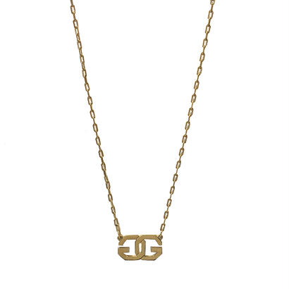 GIVENCHY logo necklace