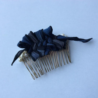 Silk ribbon comb  nuxe