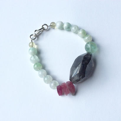 Double point crystal Bracelet