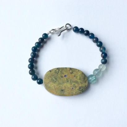 Atlantisite mix Bracelet