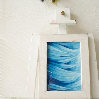 water wall/ 原画   (water wall / original paint)