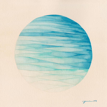 water planet / 原画