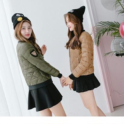 B162 Korean Bomber Jacket