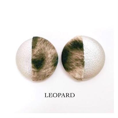 LEOPARD /  silver
