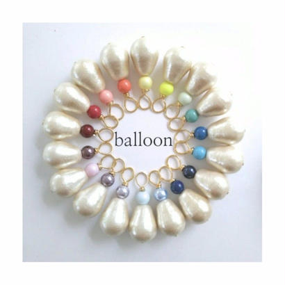 balloon / gold