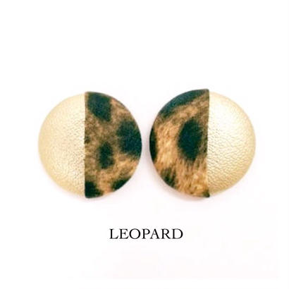 LEOPARD /  gold