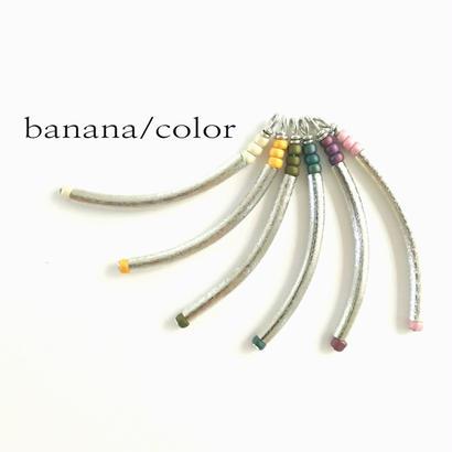 banana / color / silver