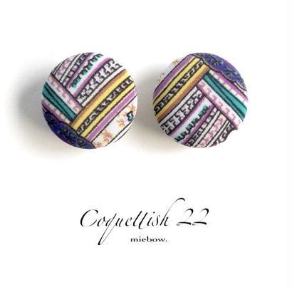 Coquettish 22  /  009